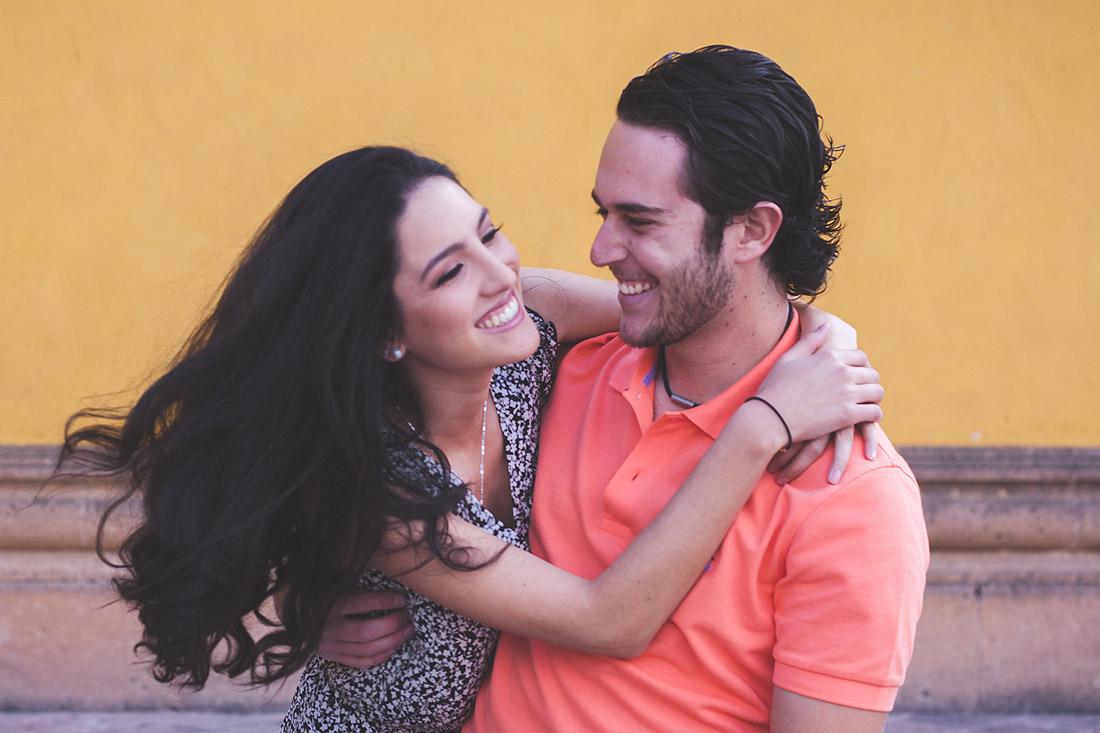 Carlos + Claudia